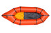 nortik TrekRaft rubberboot oranje